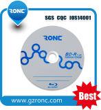 Boa qualidade Printable Bd-R Blu-Ray Disc 1X-6X 25GB
