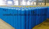 Zylinder des Argon-40L/6m3 mit Argon-Gas der Reinheit-99.999%