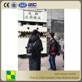 Os produtos quentes de China vendem por atacado a placa da porta que grava a máquina da imprensa hidráulica