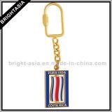 Corrente chave do espelho da liga de zinco da moda para o presente das mulheres (BYH-10252)