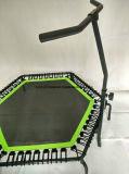 Trampoline упругих тросов здания тела пригодности супер потехи спортов миниый с T-Штангой