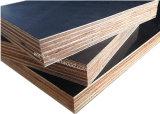La mejor película hizo frente a la madera contrachapada con la película negra, base de la madera dura, pegamento de WBP