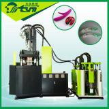2つのカラーシリコーンの部品のための省エネ240t LSRの射出成形機械