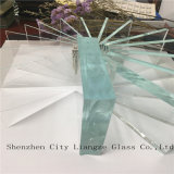vidrio ultra claro del vidrio/flotador de 2m m/vidrio claro