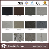 Painel Multi-Color da pedra de quartzo da pedra 20mm de quartzo