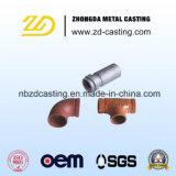 Kundenspezifischer Eisen-Stahl durch das Stempeln für Ventil