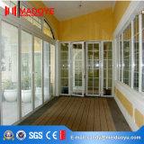 Venster van de Luifels van het Glas van het Aluminium van de Leveranciers van China het Elektrische