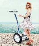 520W scooter électrique d'équilibre d'individu de planche à roulettes de grande roue de 15 pouces