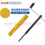Shenzhen In-Sail Screw Thread Réparation M6 Wire Thread Insert