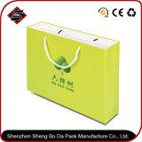 Sachet à thé de empaquetage de cadeau de papier d'imprimerie de Customzied