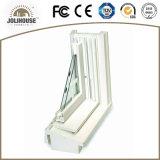 중국 공장에 의하여 주문을 받아서 만들어지는 UPVC 최고 걸린 Windows