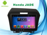 GPS Navigation/TV/WiFi/Bluetooth를 가진 9 인치를 위한 Honda 비취 차 DVD 플레이어를 위해