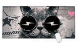 Gleitschutzsteuerausgaben-Spiel-Spiel-Mäusematten-Auflage sperrte 900*400*3mm XL die Größe