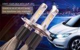 Ampolas do diodo emissor de luz dos faróis novos H4 do carro auto com correia de cobre nenhum ventilador