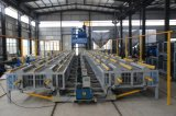 Панель стены доски силиката кальция формируя производственную линию машины