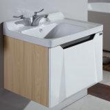 24 '' hoher Glanz-weißes Lack-Badezimmer-Schrank-Gerät