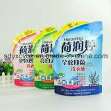 De plastic Druk Doypack van de Verpakking met Spuiten voor het Detergens van de Wasserij