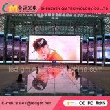 Qualitäts-Innenmiete LED-Bildschirmanzeige P3.91 für Stadiums-Leistung
