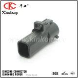 Conetor fêmea preto de venda do carro do injetor de combustível do Pin dos produtos chineses quentes 4 de Kinkong o melhor