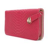 Реальный кожаный бумажник кожи женщины портмона (SR-131235)