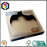 Carne Kraft da carne do papel do produto comestível que empacota a caixa com indicador