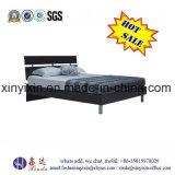 Dubai-Wohnungs-Möbel-einfaches hölzernes Bett (B05#)