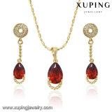 63980 Juwelen van de Scheur van het Oog van CZ van de manier de Synthetische die in 14k Gouden Kleur worden geplaatst