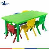 Bunter und haltbarer Plastik scherzt Stuhl für Kindergarten