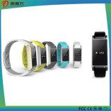 I6 유행 USB 지능적인 OLED 팔찌 시계