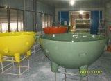 火のコイルの熱の鉱泉は温水浴槽のオランダの浴槽を分かち合う