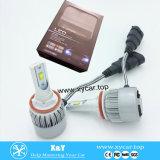 H1 H3 H4 H7 H11 9005 9007 고성능 새로운 디자인 LED 점화 헤드 램프 차 H7 헤드라이트