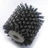 Rouleau à brosse pour meulage avec nylon abrasif