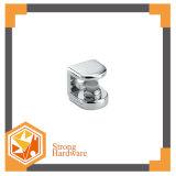 Bride en verre en verre de zinc de matériel de porte de bonne qualité