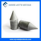 Qualitäts-Hartmetall schiebt Tasten mit scharfer Oberseite ein