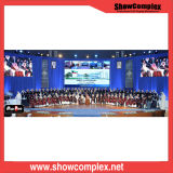 Pared a todo color de interior de Showcomplex pH2.5 LED Videl