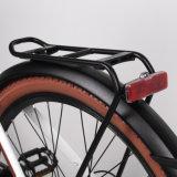 Bicicletta elettrica di disegno d'avanguardia con stile della città