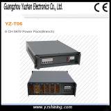 Bloco de potência da canaleta 6kw do controle 6 da iluminação do estágio do diodo emissor de luz para o equipamento do estágio