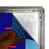 LED 호리호리한 가벼운 상자를 광고하는 알루미늄 단면도