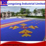 Materiale specifico del pavimento per i bambini che usando pavimentazione di collegamento di sport sospesa pavimento dell'ambito