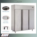 Изготовление холодильника замораживателя охладителя кухни 2 дверей коммерчески (CE)