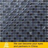 8mm heiße Verkaufs-Stein-Mischungs-Kristallmosaik für Wand-Dekoration-schwarze u. weiße Serie (Schwarzes/Weiß)
