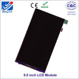 5 pulgadas Tn TFT 480X854 DOT LCD Módulo Mipi Interfaz TFT Pantalla