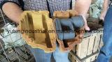 Fonderia colata in sabbia processo di fusione di silice della sabbia acciaio