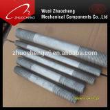 Boulons lourds de goujon de l'acier allié A193 B7 HDG