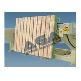 El corte monobloque del puente del mármol del granito consideró con la rotación de la lámina de 90 grados