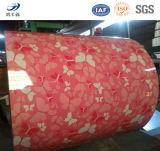 Изображение Горяч-Сбывания покрасило гальванизированную стальную катушку
