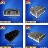 Extrusiones de aluminio para el sistema de energía ininterrumpible con la inmersión excelente del calor