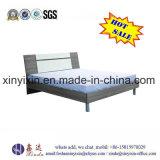 Eenpersoonsbed van de Prijs van het Meubilair van de Voorraden van China het Goedkope Houten (B06#)