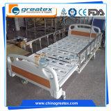 3つの機能電気病院用ベッドはとの6ランク付けするAl合金の手すり(GT-BE1004)を