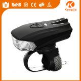 Der hellen Straßen-beleuchtet programmierbares LED Fahrrad Fahrrad-Rad-Licht-Rad USB-LED bewegliches kleines Fahrrad-vorderes Licht